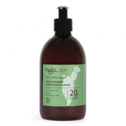 Aleppo liquid soap with 20% prickly pear oil 500 ml Najel