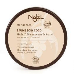 Balsamo cosmetico Biologico al Cocco 100 g - Baume soin coco - Najel