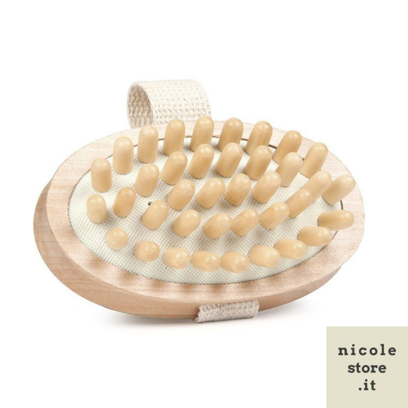 Anti-cellulite massager brush - Brosse anti-cellulite - Najel