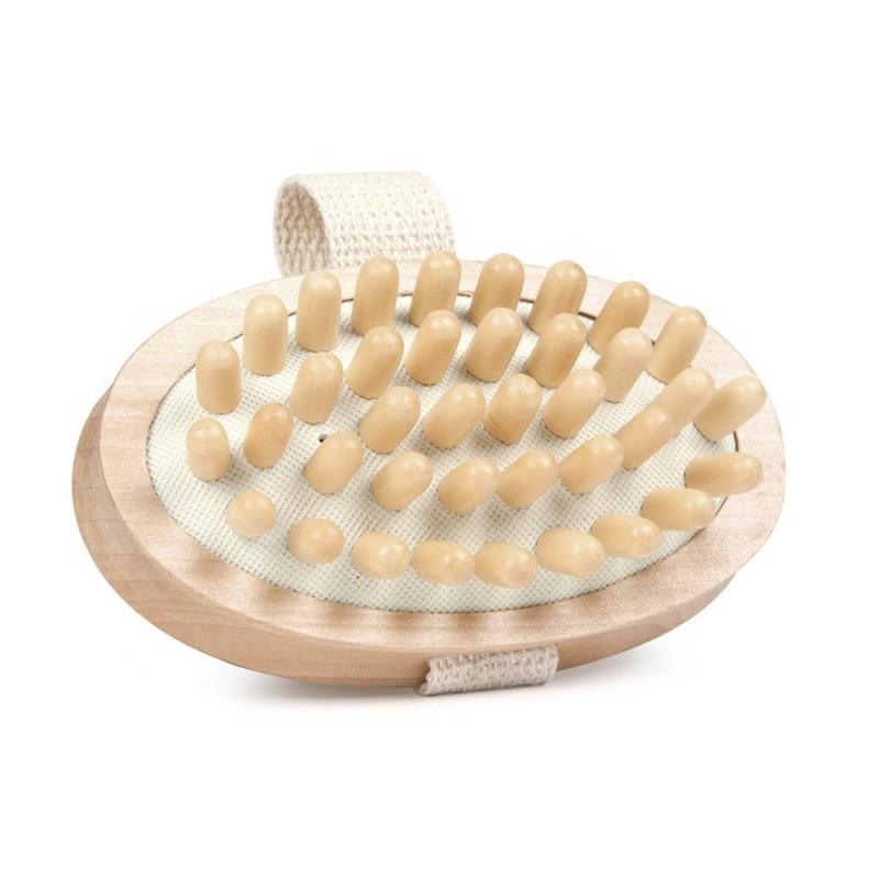Spazzola massaggiante anti cellulite - Brosse anti-cellulite - Najel