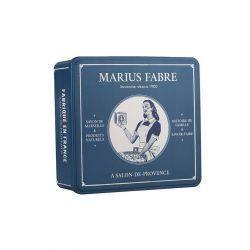 "Nature large tin gift box - Boîte métal coffret ""Nature"" - Marius Fabre"