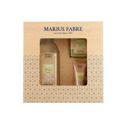 "Christmas Box ""Black Soap Beauty"" Marius Fabre"