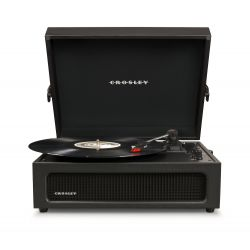 Crosley Voyager Black by Crosley