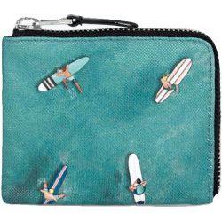 WOUF Biarritz Wallet portafoglio con portamonete di WOUF