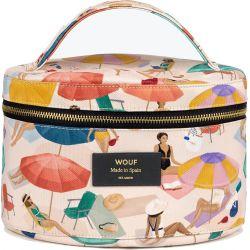 WOUF Barceloneta XL makeup bag by WOUF