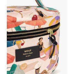 WOUF Barceloneta XL makeup bag astuccio porta trucchi grande di WOUF