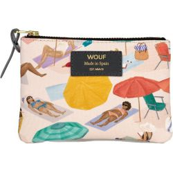 WOUF Barceloneta small pouch bag di WOUF