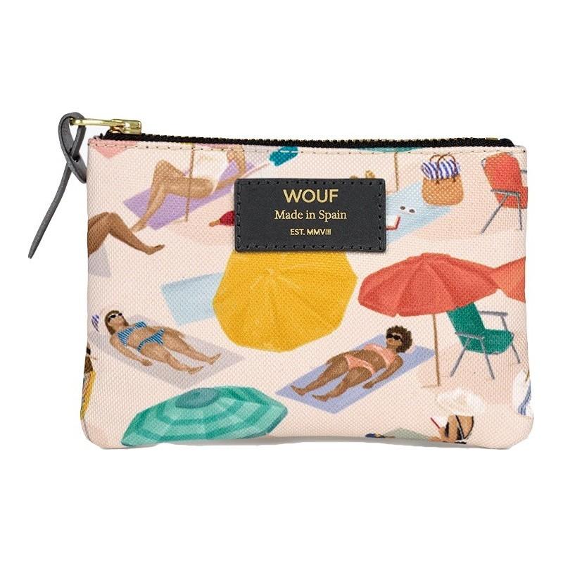 WOUF Barceloneta small pouch bag di WOUF