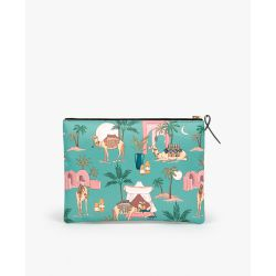 WOUF Sahara XL pouch bag by WOUF