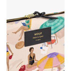 WOUF Barceloneta XL pouch bag by WOUF