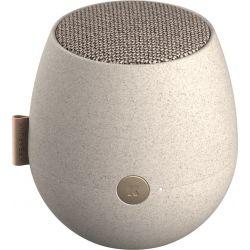Kreafunk aJazz Care altoparlante wireless TWS in fibra di frumento bluetooth  con microfono di Kreafunk