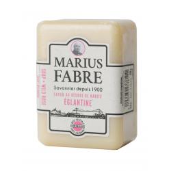 Sapone puro di Marsiglia alla rosa canina saponetta 150 g con burro di karité 1900 di Marius Fabre
