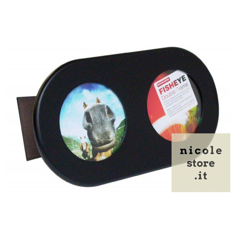 Fisheye Double Frame by Lomography