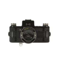 Sprocket  Rocket Black by Lomography