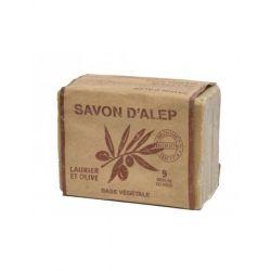 Sapone d'Aleppo al 20% di Olio di Bacche d'Alloro in panetto da 200gr by Marius Fabre