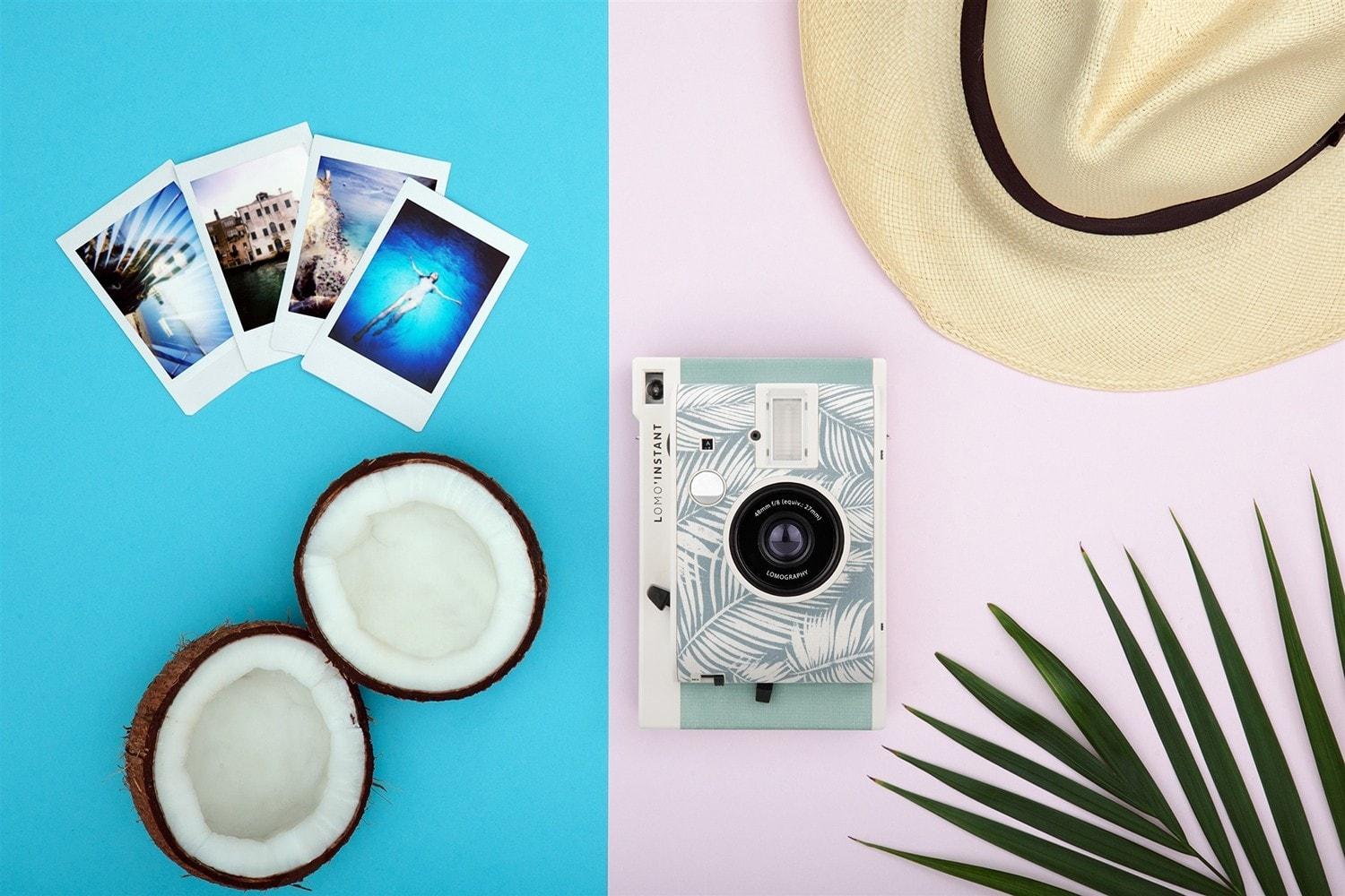 Lomo'Instant Panama by Lomography