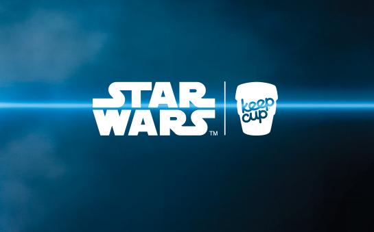 KeepCup x Star Wars Series - Collezione di Tazze ufficiali Star Wars Eco Sostenibili - Nicole è rivenditore ufficiale KeepCup Italia