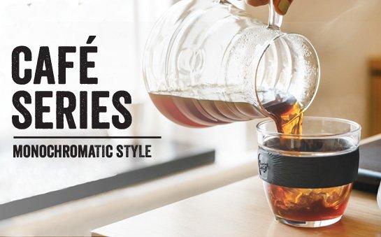 KeepCup Café Series Brew - Collezione di Tazze in vetro Eco Sostenibili - Nicole è rivenditore ufficiale KeepCup Italia