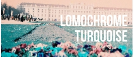 Nuova Pellicola Lomochrome Turquoise by Lomography